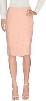 Moschino Cheap & Chic MOSCHINO CHEAP AND CHIC Knee length skirts - Item 35312166US