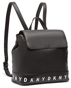 DKNY Juno - Flap Backpack - Nappa