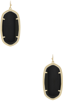 Kendra Scott Danielle Earrings $65 thestylecure.com
