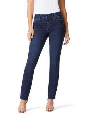 Jeanswest Hip Hugger Slim Straight jeans Dark Sapphire