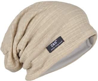 78d48831442 BEIGE FORBUSITE Men Slouch Beanie Hat for Winter Summer B018