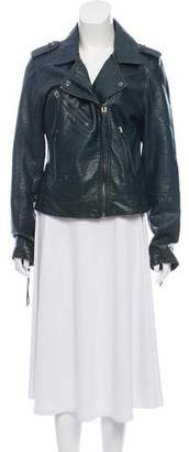 Blank NYC Faux Leather Moto Jacket w/ Tags