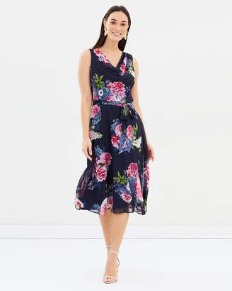 Dorothy Perkins Cowl Neck Dress