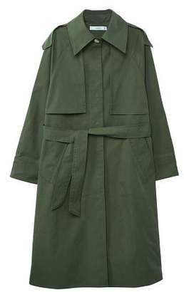 MANGO Military-style trench