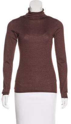 Brunello Cucinelli Cashmere-Blend Top