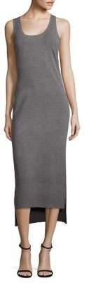 DKNY Knit Midi Dress