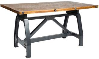 Inkivy INK+IVY Lancaster Industrial Dining Table