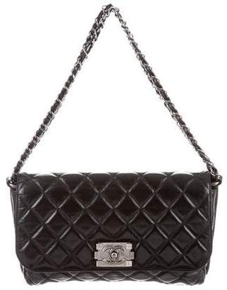 Chanel Quilted Boy Flap Bag