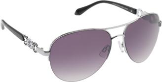 Women's RocaWear R565 Semi-Rimless Aviator Sunglasses $49.95 thestylecure.com