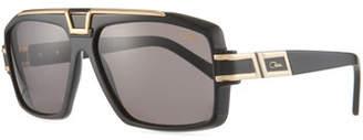 Cazal Men's Square Acetate/Metal Sunglasses