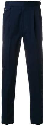 Barba classic tailored trousers
