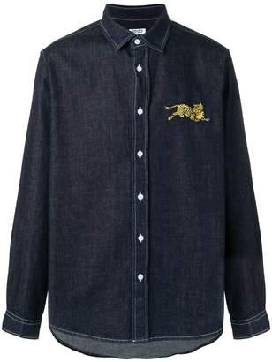 Kenzo basic denim shirt