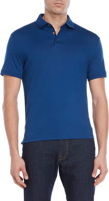 Calvin Klein Blue Gravity The Liquid Touch Polo