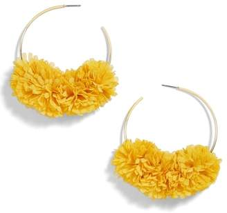 BaubleBar Sanchia Hoop Earrings