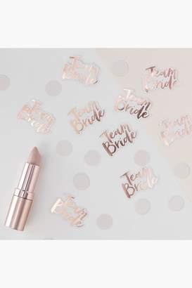 boohoo Ginger Ray Team Bride Confetti