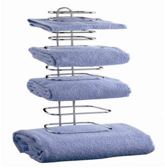 Wildon Home Four Guest Wall Mounted Towel Rack