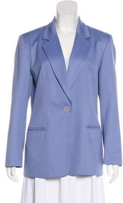 Pendleton Virgin Wool Structured Blazer