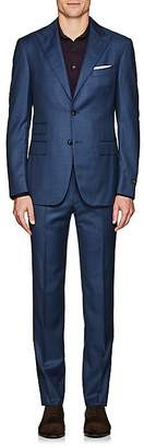 Pal Zileri MEN'S NEAT SUPER 150S WOOL TWO-BUTTON SUIT