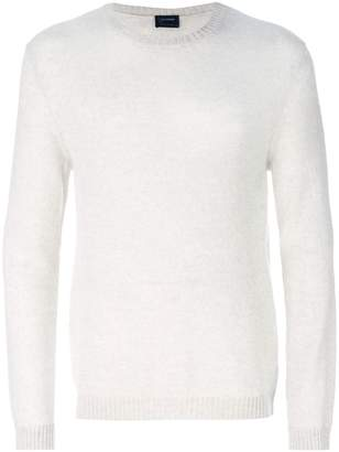 Jil Sander rounded neck sweater