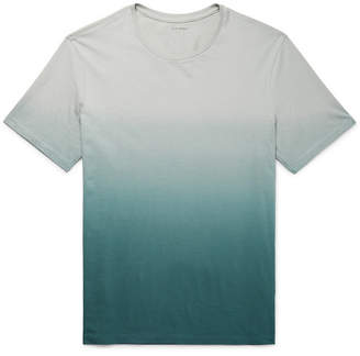 Club Monaco Dégradé Cotton-Jersey T-Shirt