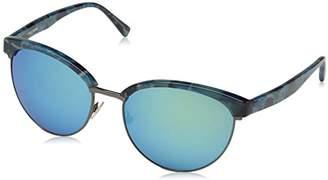 Vera Wang Women's V430 Round Sunglasses