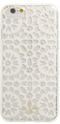 Kate Spade jeweled floral mosaic iPhone 7/8 & 7/8 Plus case
