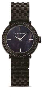 Bloomingdale's Marco Moore Swiss Movement Watch, 35mm