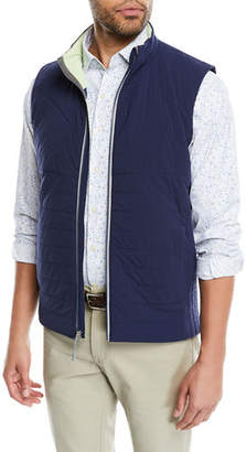 Peter Millar Bend Performance Stretch Puffer Vest