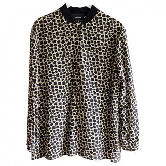 Longchamp Black Silk Top for Women