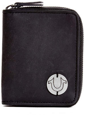 True Religion MENS ZIPPER WALLET