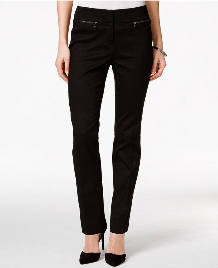 Nine WestNine West Skinny-Fit Pants