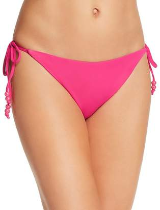 Shoshanna Side Tie String Bikini Bottom