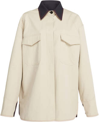 Victoria Beckham Reversible Denim Jacket