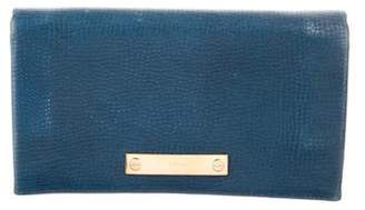 Chloé Leather Continental Wallet