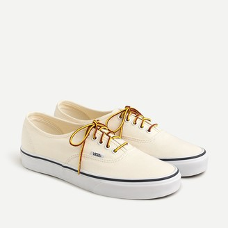 J.Crew Vans® for canvas authentic sneakers