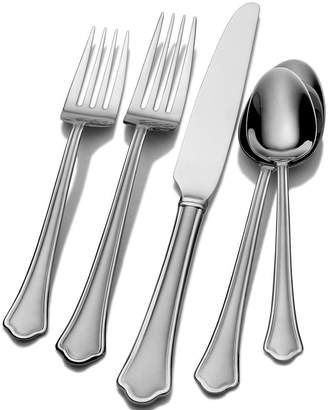 Pfaltzgraff EVERYDAY Everyday Capri Frost 53-pc. Flatware Set