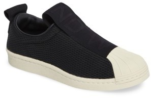 Women's Adidas Superstar Slip-On Sneaker $64.95 thestylecure.com