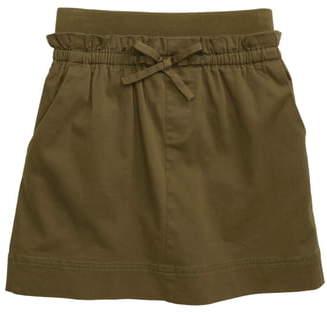 Habitual Maya Mock Paperbag Waist Skirt