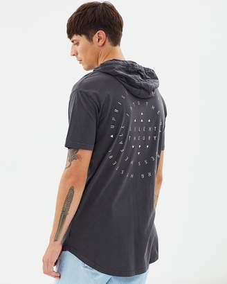 Silent Theory Entrap Hooded Tee
