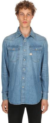 G Star G-Star New Tacoma Cotton Denim Shirt