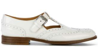 Church's classic style brogues