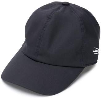Ermenegildo Zegna Leggerissimo Logo Baseball Cap