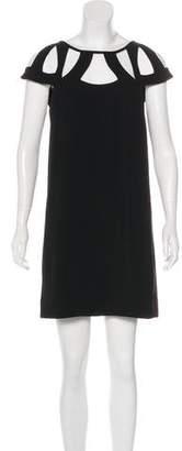 Diane von Furstenberg Cutout Achava Dress