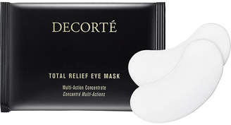 DECORTE Total Relief eye mask set of six