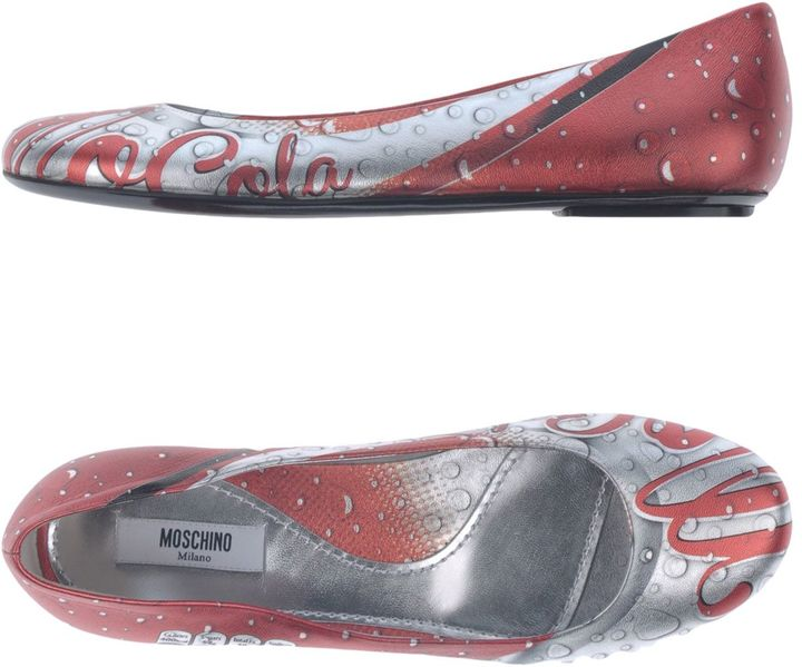 Moschino MOSCHINO COUTURE Ballet flats