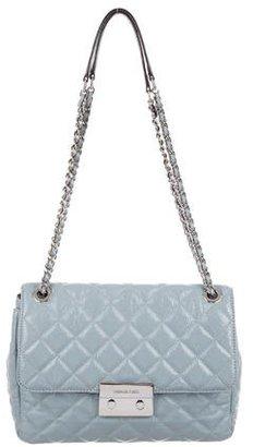 Michael Michael Kors Sloan Shoulder Bag $145 thestylecure.com