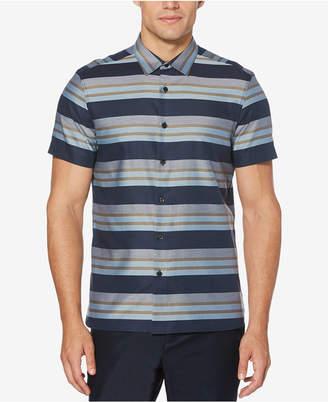 Perry Ellis Men's Regular-Fit Stripe Shirt