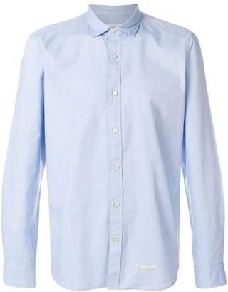 Tintoria Mattei classic formal shirt