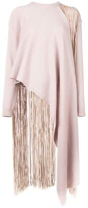 Valentino fringed jumper