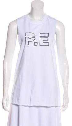 P.E Nation Crew Neck Sleeveless T-Shirt w/ Tags